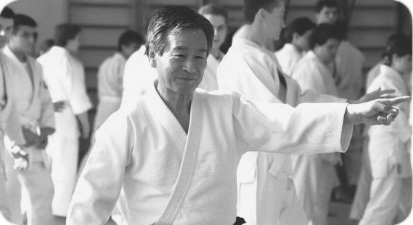Сэнсэй Хиронобу Ямада