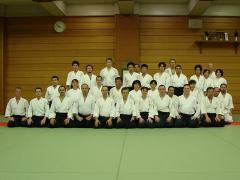В додзе Ямада-сенсея