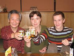 Ямада-сенсей, Валентина и я