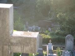 Иностранное кладбище