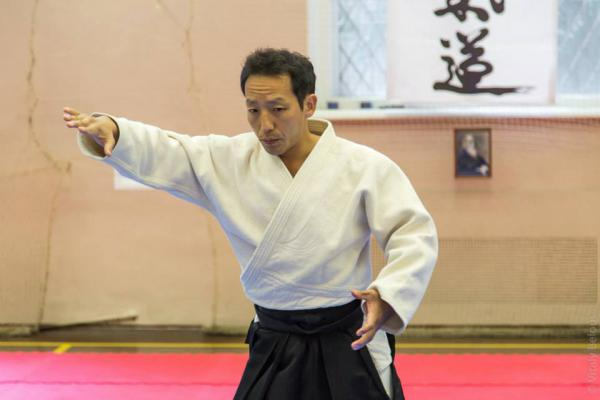 Эйджи Кацурада сэнсэй