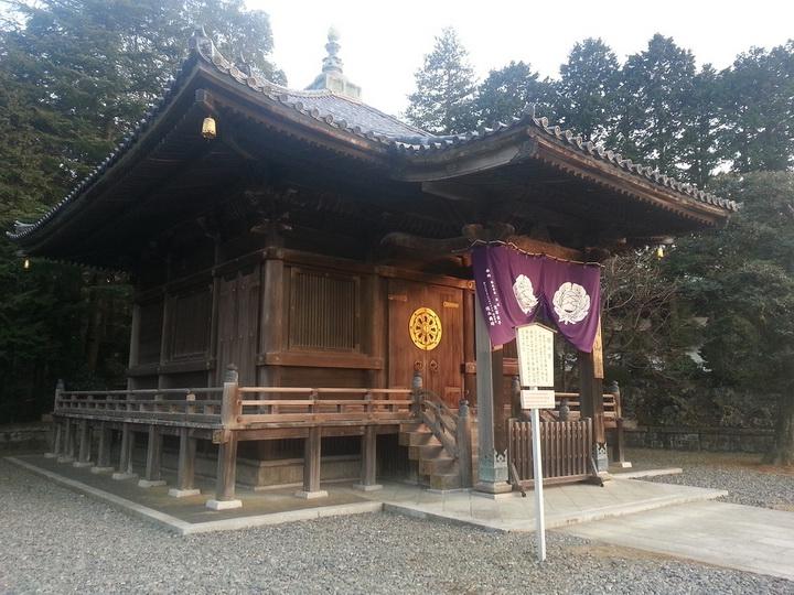 Строения храмового комплекса совершенно не похожи одно на другое